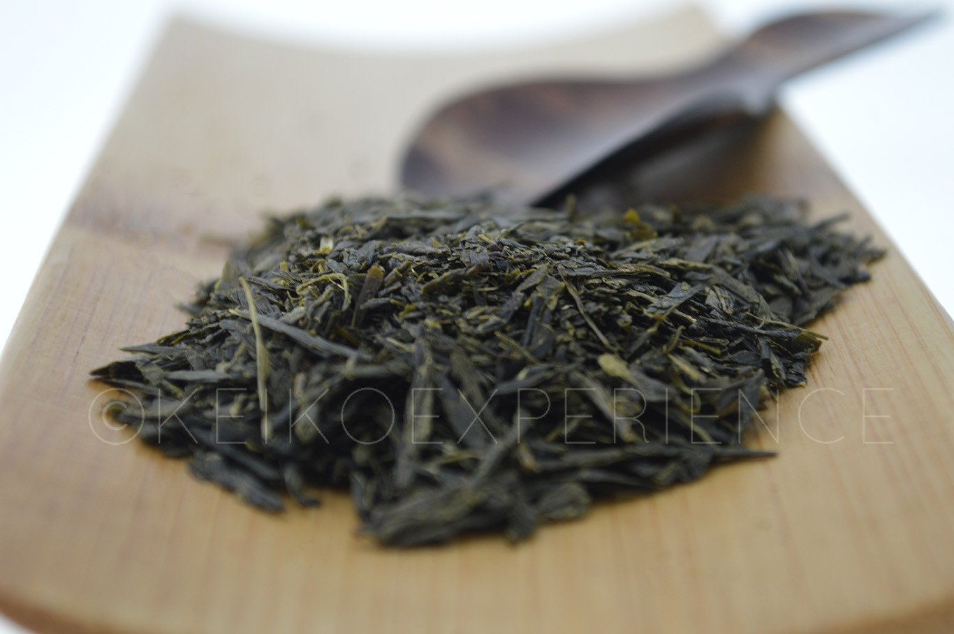 Shade Grown Green Tea